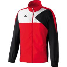 Erima Premium One Presentation Jacket piros/fekete/fehér melegítő felső