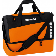 Erima Sports Bag with Bottom Compartment narancs/fekete táska