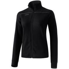 Erima Fleece Jacket fekete/szürke zippes felső