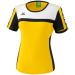 Erima 5-CUBES T-Shirt sárga/fekete/fehér poló