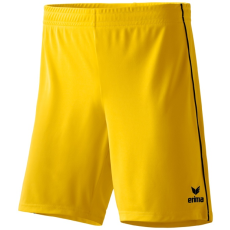 Erima CLASSIC SHORTS with inner slip sárga/fekete rövidnadrág