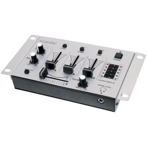 Kőnig-HQ DJ Basic 3 csatornás keverőpult KN-DJMIXER10