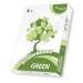 VICTORIA Fénymásoló papír 500ív /80gr., Victoria Balance Green A4 Recycled
