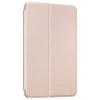 Hoco - Juice series nappa bőr iPad Pro 12.9 tablet tok - arany