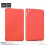 Hoco - Juice series nappa bőr iPad mini 4 tablet tok - piros