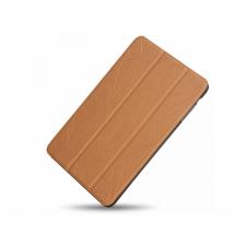 Hoco - Cube series nyomott mintázatú iPad mini 1/2/3 tablet tok - barna tablet tok