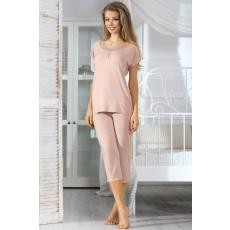 Babella Pizsama női Judy rózsaszín