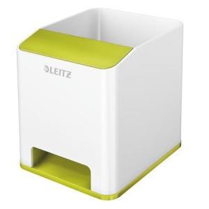 """Leitz Írószertartó, kettős színhatású, LEITZ """"Wow"""", zöld"""