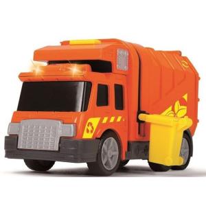 Dickie Toys Dickie 3302000 Szemeteskocsi 15 cm fénnyel és hanggal