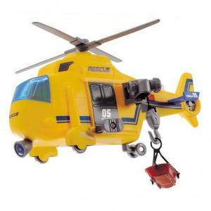 Dickie Toys Dickie 3302003 Helikopter 15 cm fénnyel és hanggal