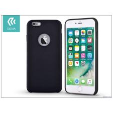 Devia Apple iPhone 7 hátlap - Devia Ceo - black tok és táska