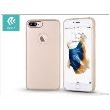Devia Apple iPhone 7 Plus hátlap - Devia Ceo - champagne gold tok és táska