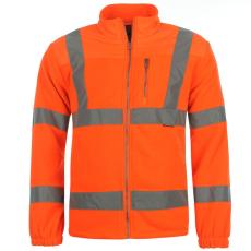 Dunlop Fényvisszaverő kabát Dunlop Fleece fér.