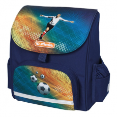 Herlitz óvodás hátizsák - focis hátizsák ergonómikus háttal