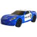 New Bright: RC Chargers távirányítós rendőrautó - kék
