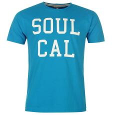 Soul Cal Póló SoulCal Logo fér.