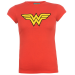 DC Comics Wonder női póló piros L