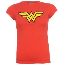 DC Comics Wonder női póló piros M
