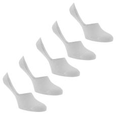 Soviet Secret 5 darabos férfi zokni fehér
