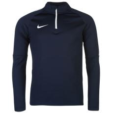 Nike Academy férfi aláöltöző sport felső tengerészkék S