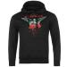 Official My Chemical Romance férfi kapucnis pulóver fekete S