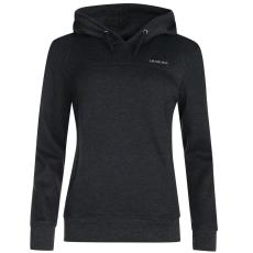 LA Gear Női kapucnis pulóver sötétszürke XL