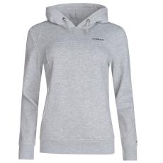 LA Gear Női kapucnis pulóver szürke XL