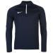 Nike Academy férfi aláöltöző sport felső tengerészkék M