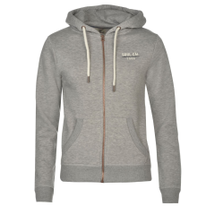 SoulCal Basic női kapucnis pulóver szürke M