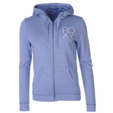 Roxy Field női kapucnis cipzáras pulóver kék M