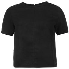 Firetrap Suede női póló fekete XS
