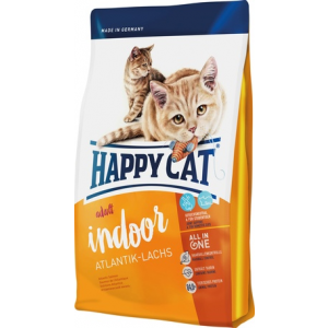 Happy Cat Supreme Indoor Adult Atlantik-Lachs