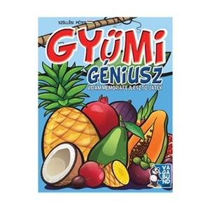 Piatnik Gyümi géniusz kártya