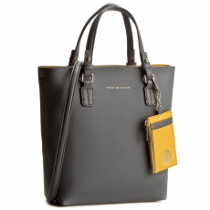 Tommy Hilfiger Táska TOMMY HILFIGER - Love Tommy Small Ns Tote Solid AW0AW03401 903
