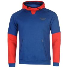 Lonsdale Sport Over The Head férfi kapucnis pulóver kék S