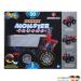 Zoob Monster Truck autóépítő készlet