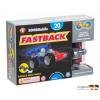 Zoob Fastback lendkerekes autóépítő játék