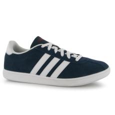Adidas VL Neo Court férfi bőr deszkás cipő fehér 41 1/3