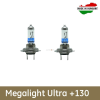 ge Megalight Ultra H7 +130% 58520XNU 2db/csomag