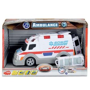 Dickie mentőautó 15 cm