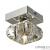 Azzardo Azzardo Rubic 1 izzós mennyezeti lámpa