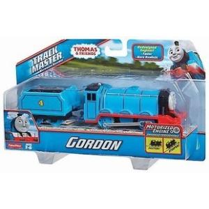 Thomas a gőzmozdony Thomas: motorizált kisvonatok - Gordon (MRR-TM)