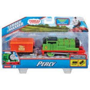 Mattel Thomas: motorizált kisvonatok - Percy (MRR-TM)