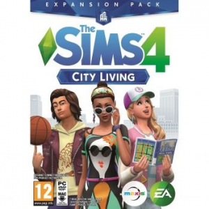 Electronic Arts The Sims 4 City Living PC