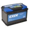 EXIDE Excell EB741 74Ah 680A bal+ autó akkumulátor
