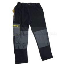 Black Cat Fleece Trouser, méret:XXL