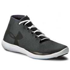 Under Armour Cipők UNDER ARMOUR - Ua W Street Precisionmd Rlxd 1285418-001 Blk/Wht/Blk
