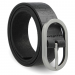 Calvin Klein Black Label Női öv CALVIN KLEIN BLACK LABEL - Mish4 Logo Belt K60K602239 001