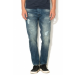 Jack Jones Jack Jones Kék Anti-Fit Farmernadrág, W29-L32 (12110702-BLUE-DENIM-W29-L32)