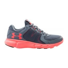 Under Armour W Thrill 2 Női futócipő, Szürke/Korall, 40